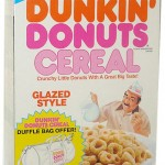 80s Goodies: The Dunkin Donuts Cereal