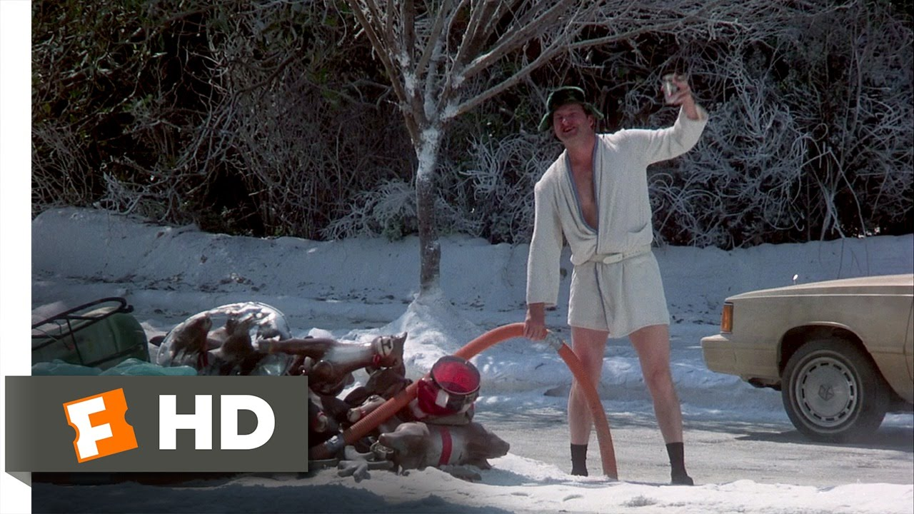 Is christmas vacation the best holiday movie ever like for The best christmas vacations