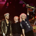 Queen Joins Forces With Adam Lambert For A North American Tour