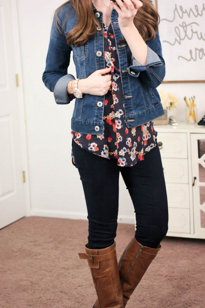 80s Fashion: How to Wear Jean Jackets Now | Like Totally 80s