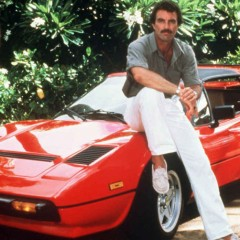 Magnum P.I.'s Super '80s Ferrari Hits The Auction