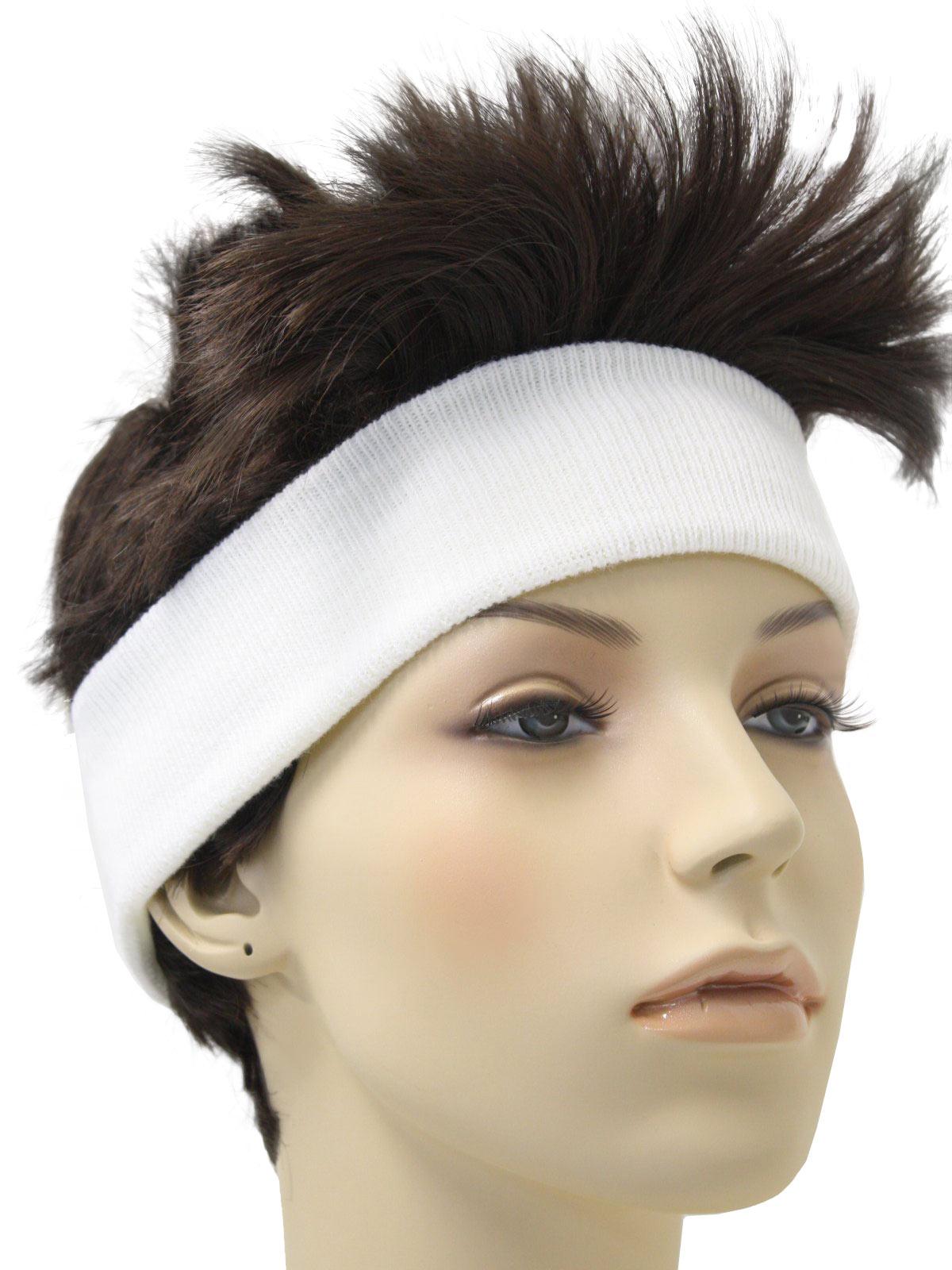 The 80s Headband  Comeback or Stuck in the 80s   5bfcd5837e2
