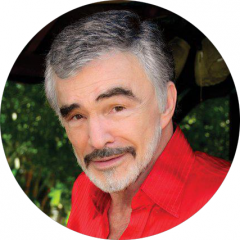 Burt Reynolds To Celebrate Cannonball Run At Barrett-Jackson