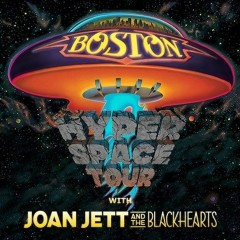 Boston and Joan Jett & The Blackhearts Join Forces For 2017 Tour