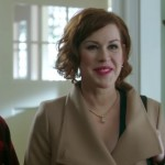 80s Star Molly Ringwald Appears On Archie Inspired 'Riverdale'