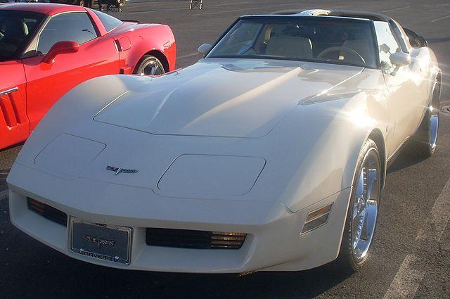 1980 Chevy Corvette Stingray