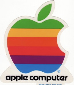 80s logos were and still are the most eyecatching like