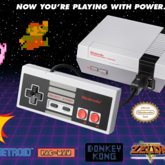 The Nintendo NES Is Still Super Popular