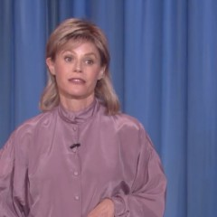 80s Ellen DeGeneres Makes A Comeback Courtesy of Julie Bowen