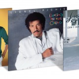 Three 80s Lionel Richie Albums to Return on Vinyl
