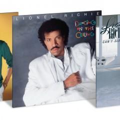 Three 80s Lionel Richie Albums to Return on Vinyl