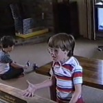 This Kid is the Embodiment of All 80s Gamers