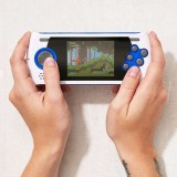80s Gaming Consoles Transformed into Handheld Versions