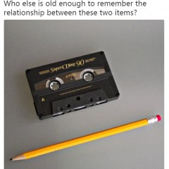 The Struggle of Winding A Cassette: 80s Struggles