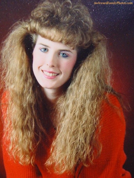 Like Totally 80s: All About 80s Bangs
