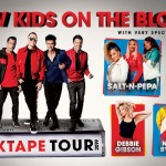 NKOTB Announce 80s 'Mixtape Tour'